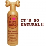 SHAMPOO NATURAL PARA PERRO I PET HEAD